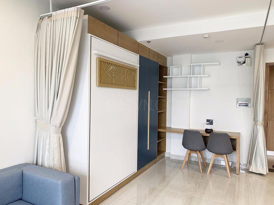 Căn hộ Green House hiện đại - Ảnh: Kiến Nhật