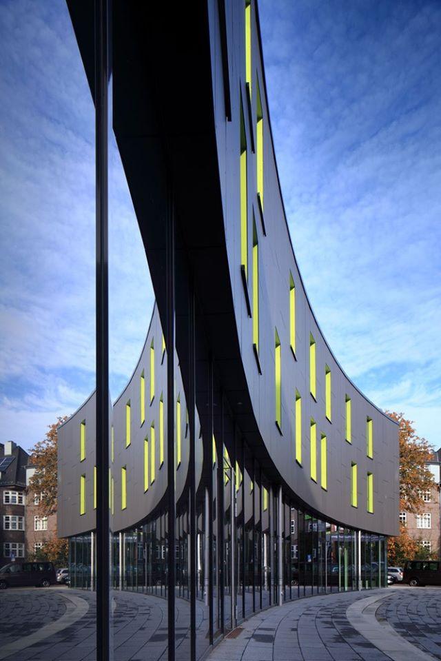 Muthesius Art School tại Đức - Ảnh: Internet
