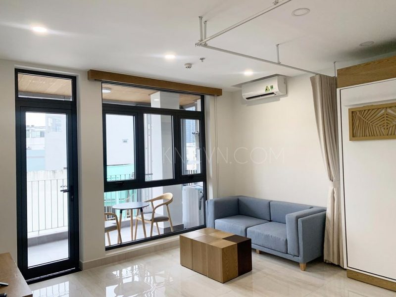 Thi công căn hộ Green House - Ảnh: Kiến Nhật