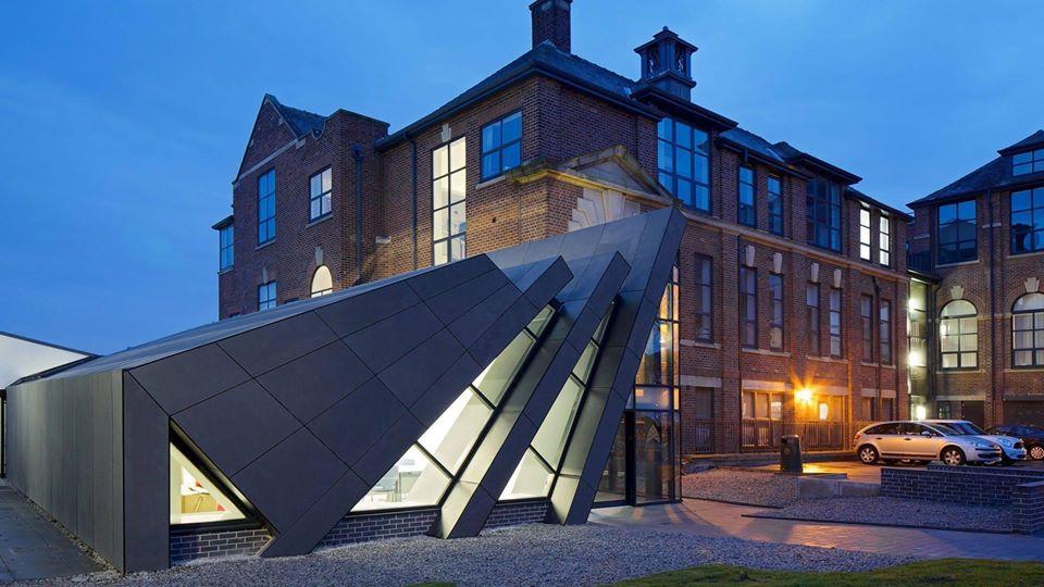 Đại học Ashton Sixth Form tại Greater Manchester - Ảnh: Internet